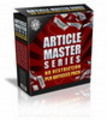 Thumbnail Article Master Series V22 With PLR