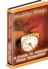 Healthy Sleep With PLR