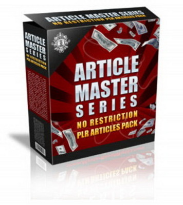 Product picture Article Master Series V22 With PLR