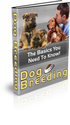 Product picture Dog Breeding With PLR