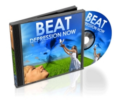 Product picture Beat Depression Now With PLR
