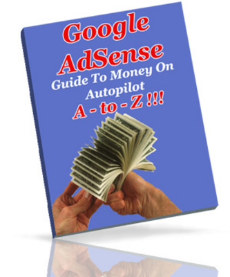 Product picture Google Adsense A to Z With PLR