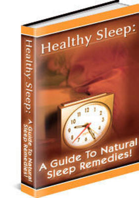 Product picture Healthy Sleep With PLR