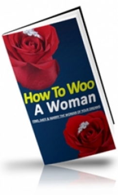 Product picture How To Woo A Woman With PLR