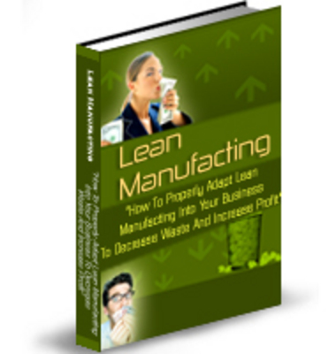 Product picture Lean Manufacturing With PLR