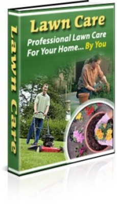 Product picture Lawn Care By Yourself With PLR