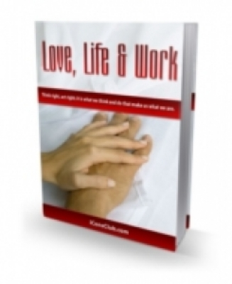 Product picture Love, Life, And Work - PLR Ebooks